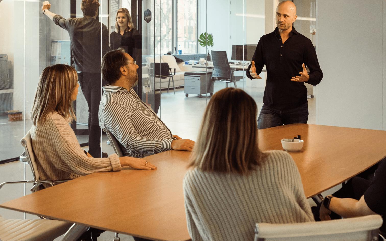 In 4 teambijeenkomsten wordt er een optimale balans gecreëerd in het stellen van doelen en de gezondheid van het team.