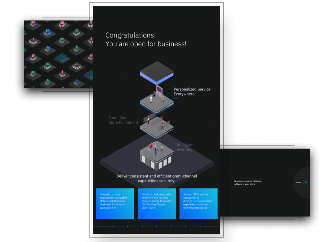 IBM Dream Store Project Preview Image