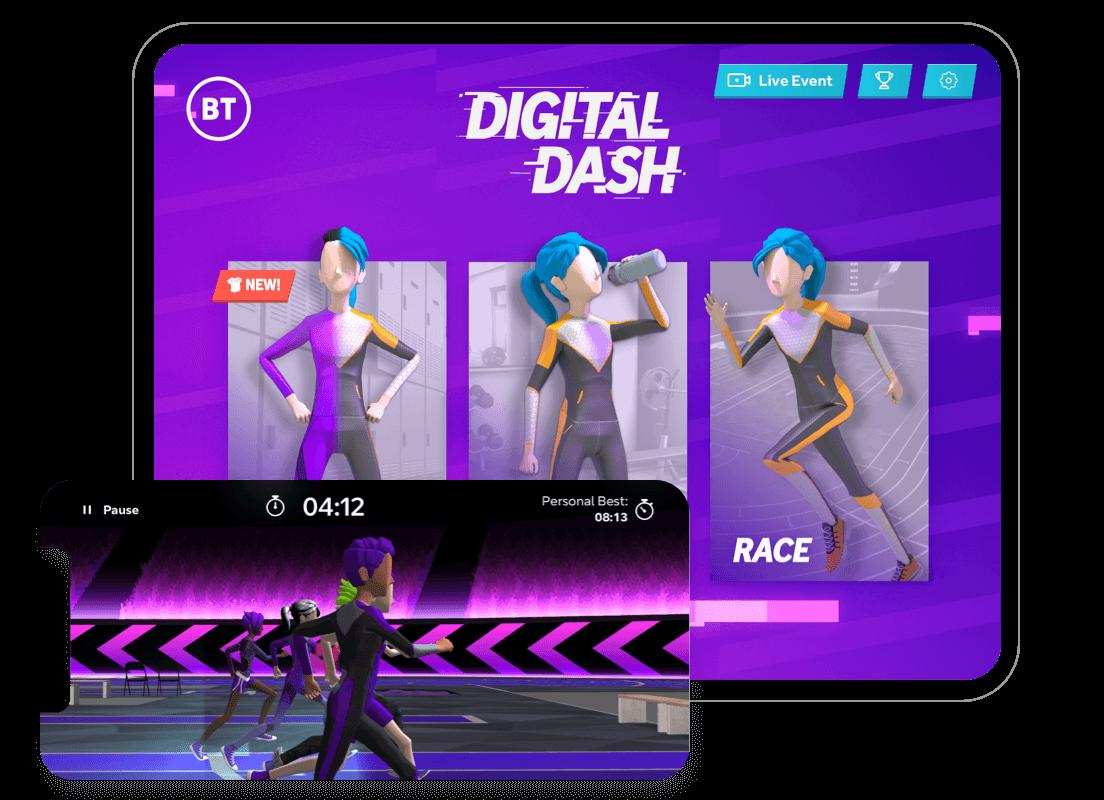 BT Digital Dash Project Preview Image