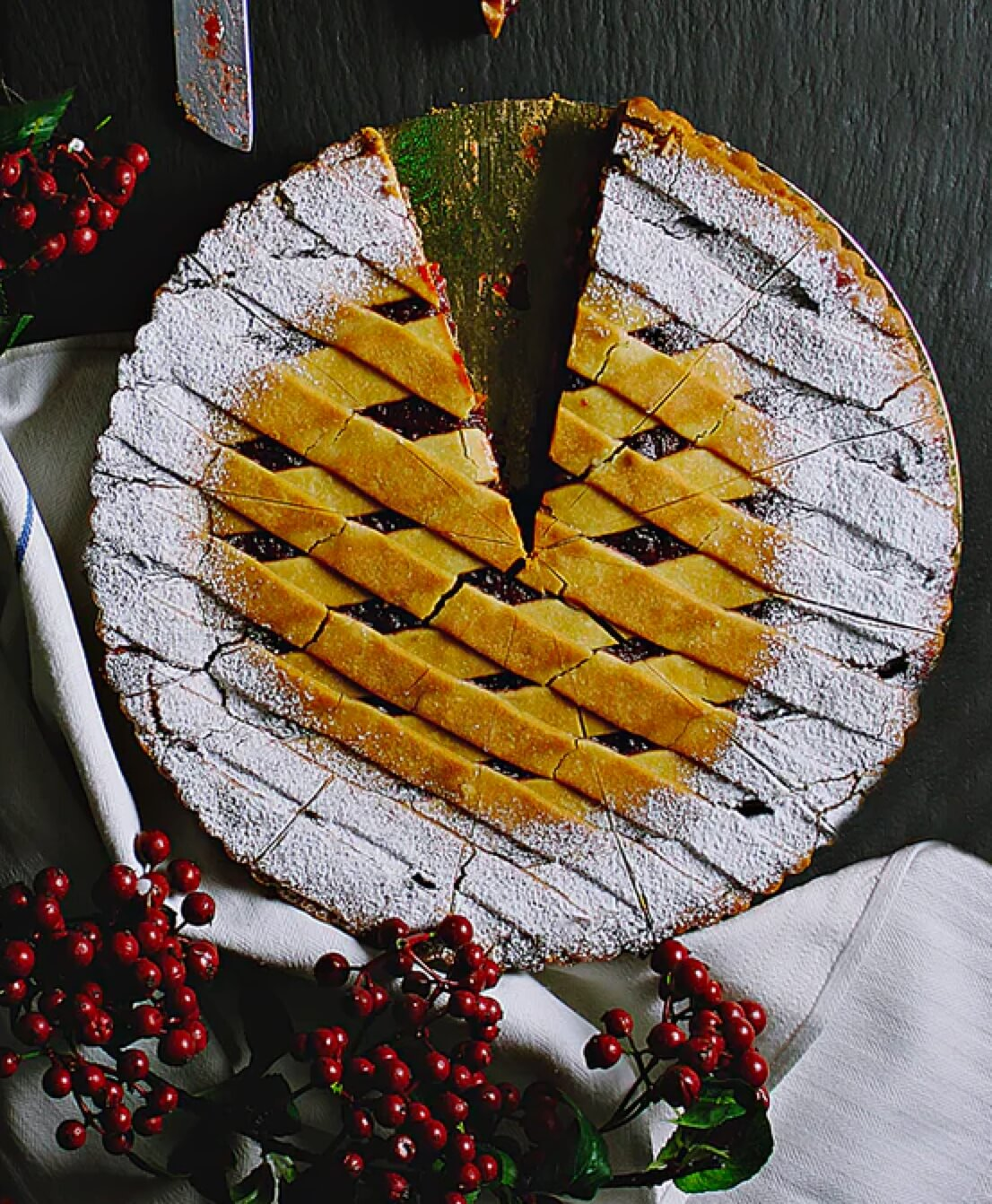 A really tasty looking pie