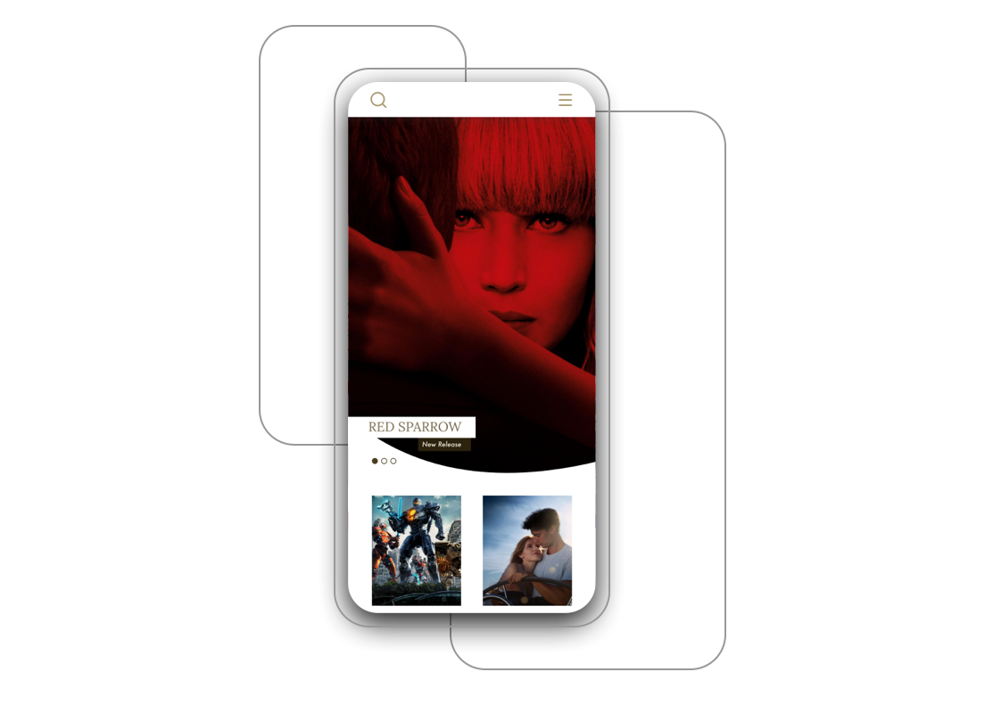 Movie Booking App Project Preview Image