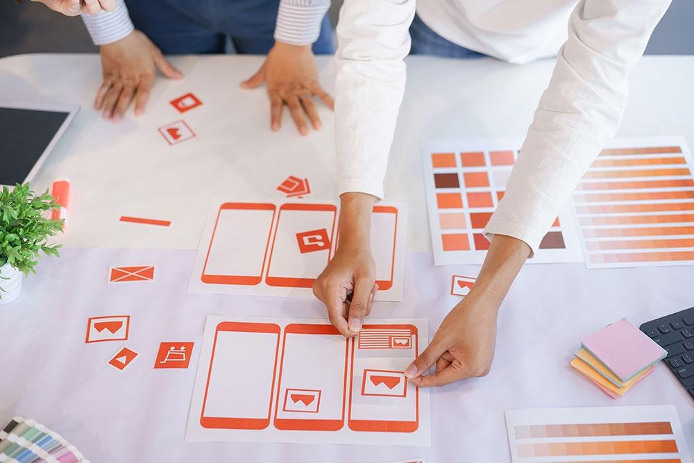 Web Design, UI/UX