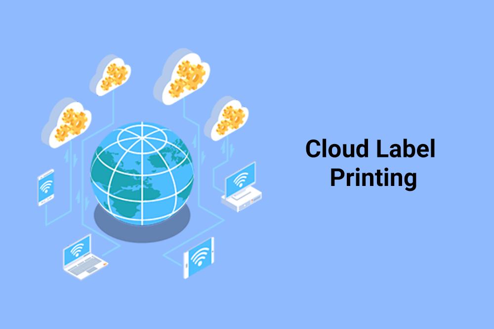 Cloud Label Printing