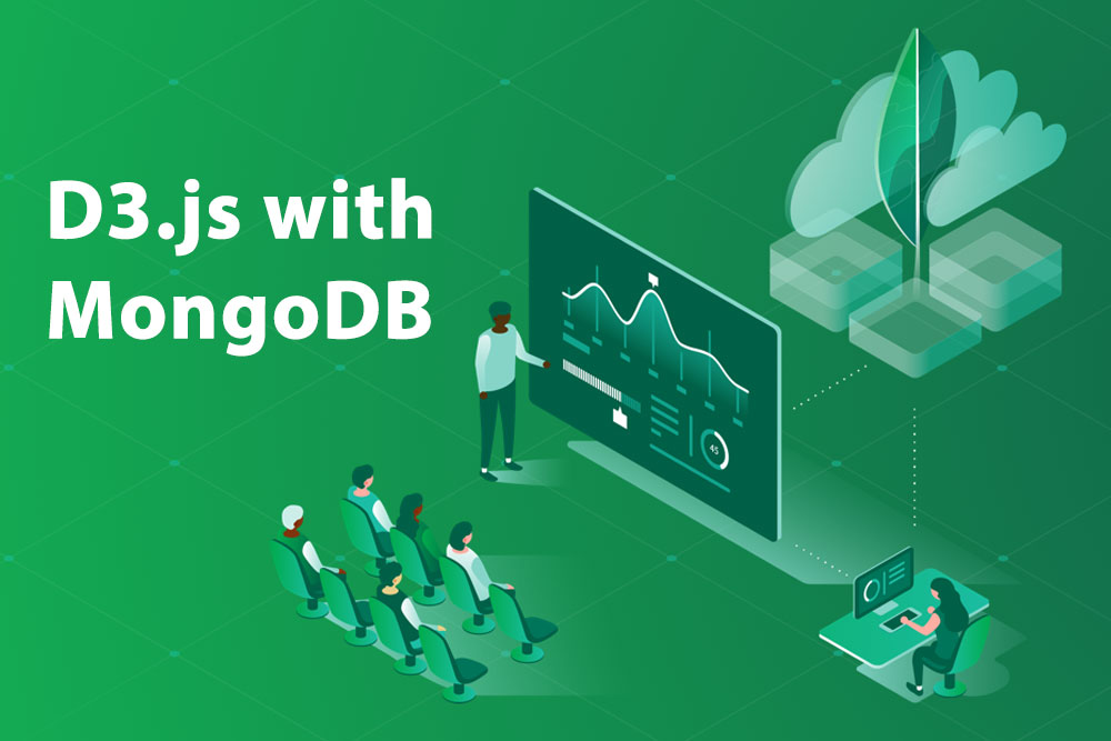 D3.js, MongoDB