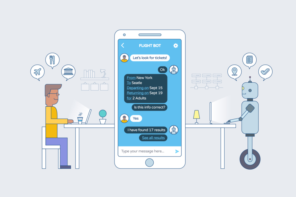 ChatBot using AWS Lex, Lambda