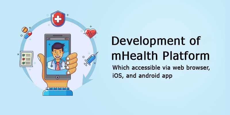 Development of mHealth Platform