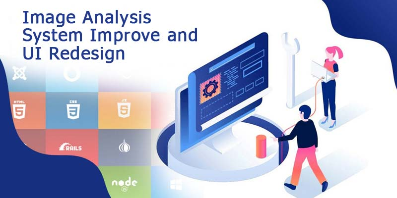 Image Analysis System Improve and UI Redesign