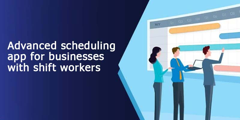 Advanced Scheduling App for Businesses