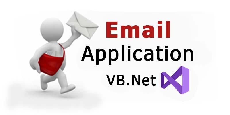 Email Application using VB.Net