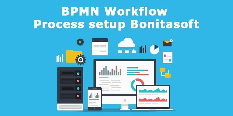 BPM Workflow Process Setup Bonitasoft
