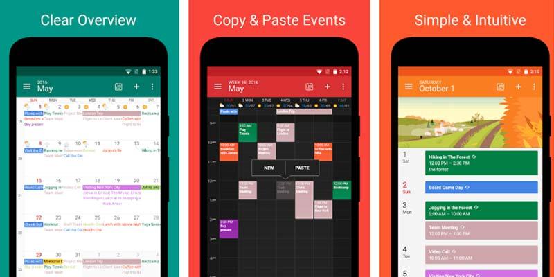 Build a Calendar Application