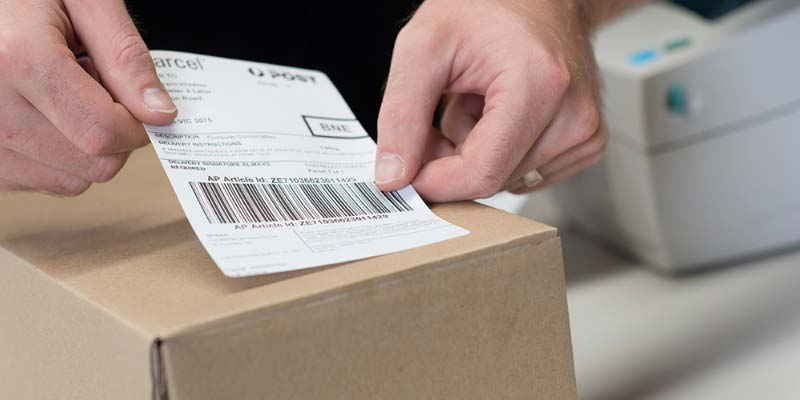 Create An Application to Print Shipping Labels