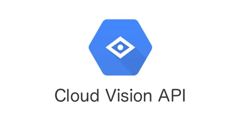 Computer Vision Google Cloud Vision API