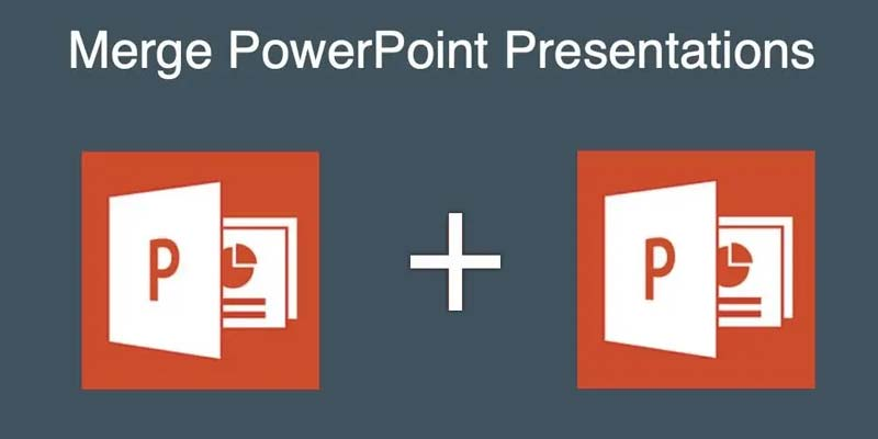 Service for Merging PowerPoint Presentations into Single Presentation