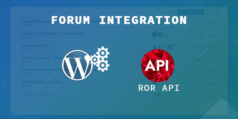 Gleanspot Site/ Forum Integration