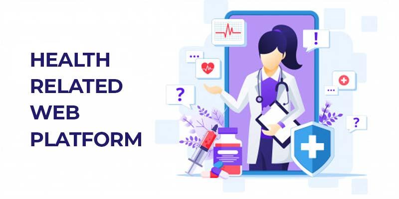 Health Related Web Platform
