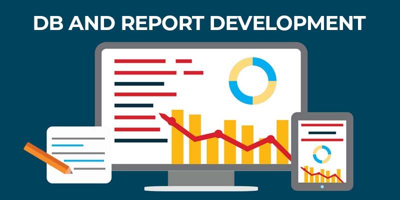 DB and Report Development