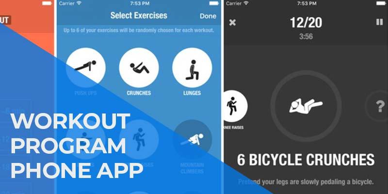 Workout Program App