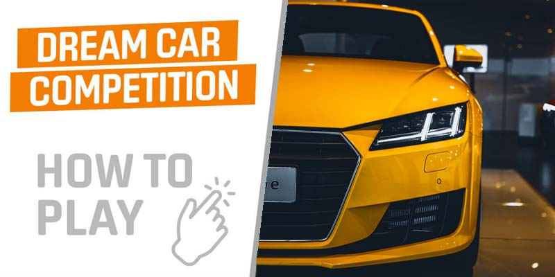 Spot Ball Competition Win Cars Mobile  & Web  Offline Interface