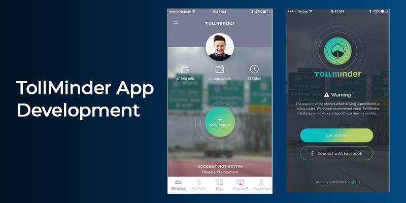 TollMinder App Development