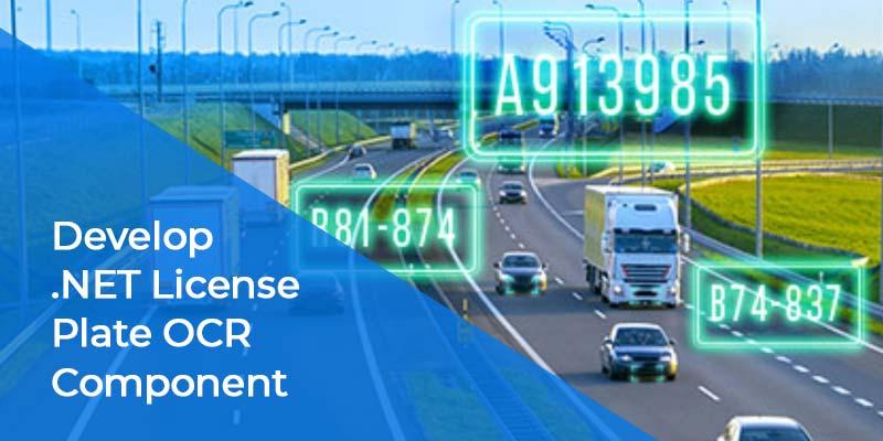 Develop .NET License Plate OCR Component