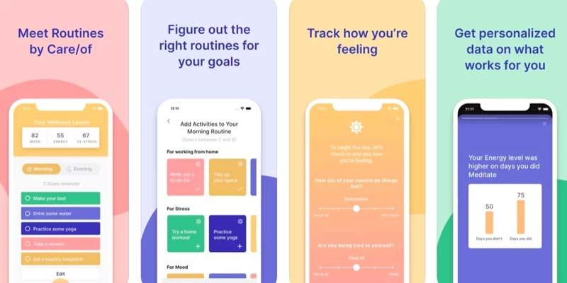 Daily Fulfilment/ Motivation App