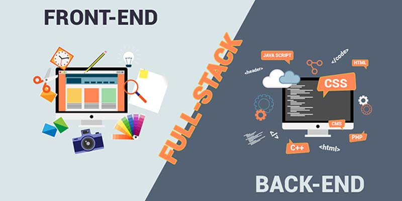 React.js or Angular.js Front end with Node.js back end, ERP and other integrations