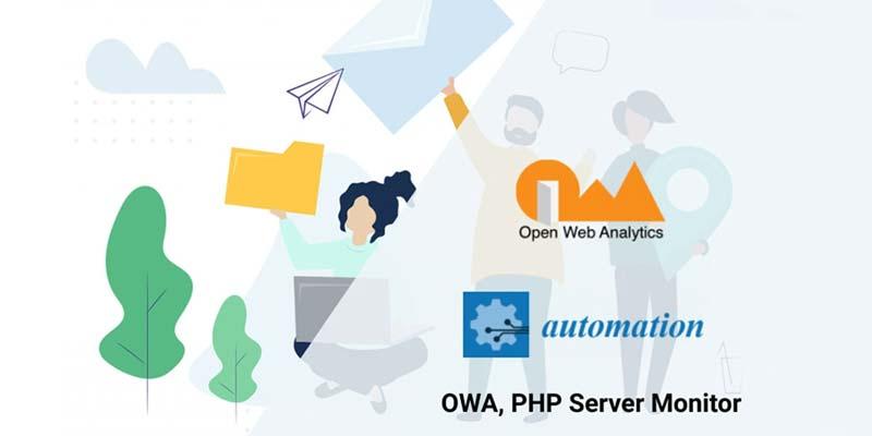 OWA, PHP Server Monitor