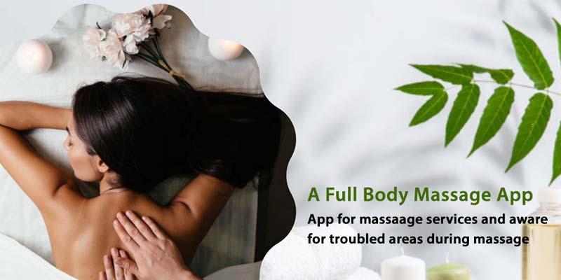 A Full Body Massage App