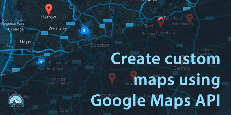 Google Map Projects