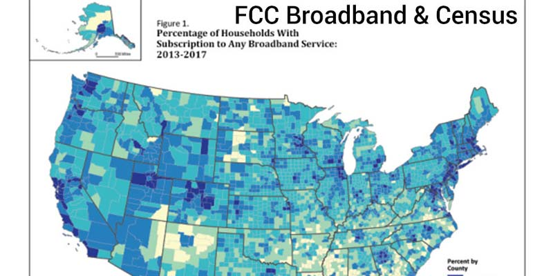 FCC Broadband & Census