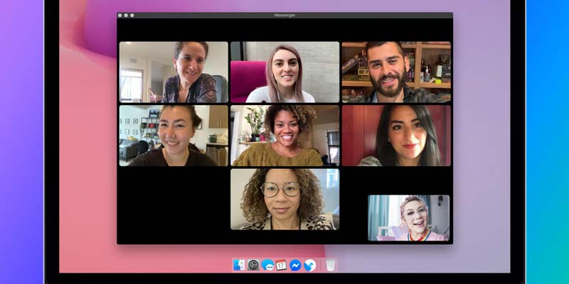 Mac based Video Conference App
