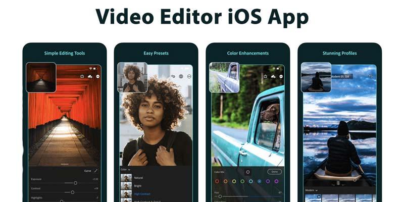 Video Editor iOS App