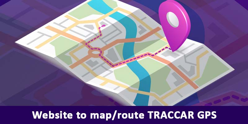 Create ASP.NET website to map/route TRACCAR GPS webservice from SQL Server DB