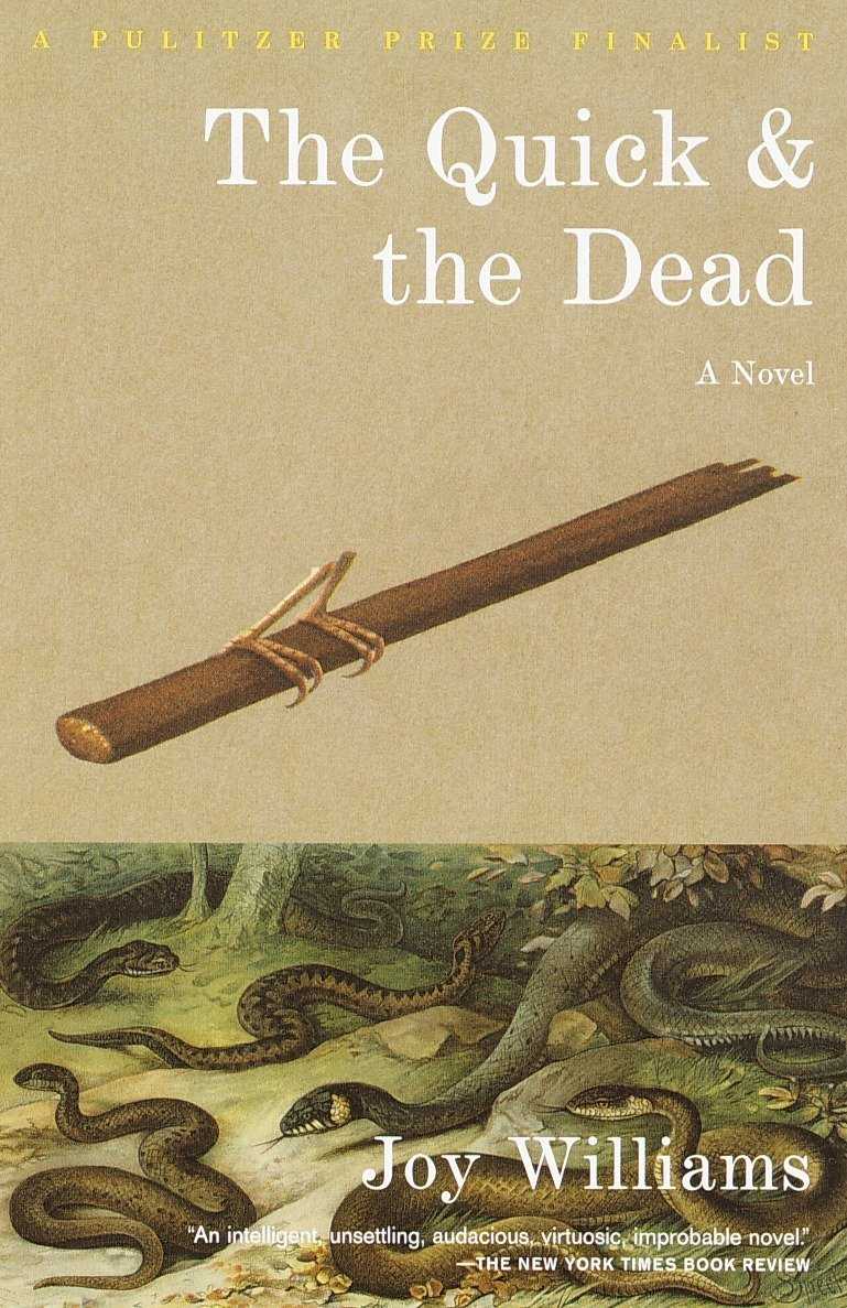 A Haunting Tale To Judge 'The Quick And The Dead'