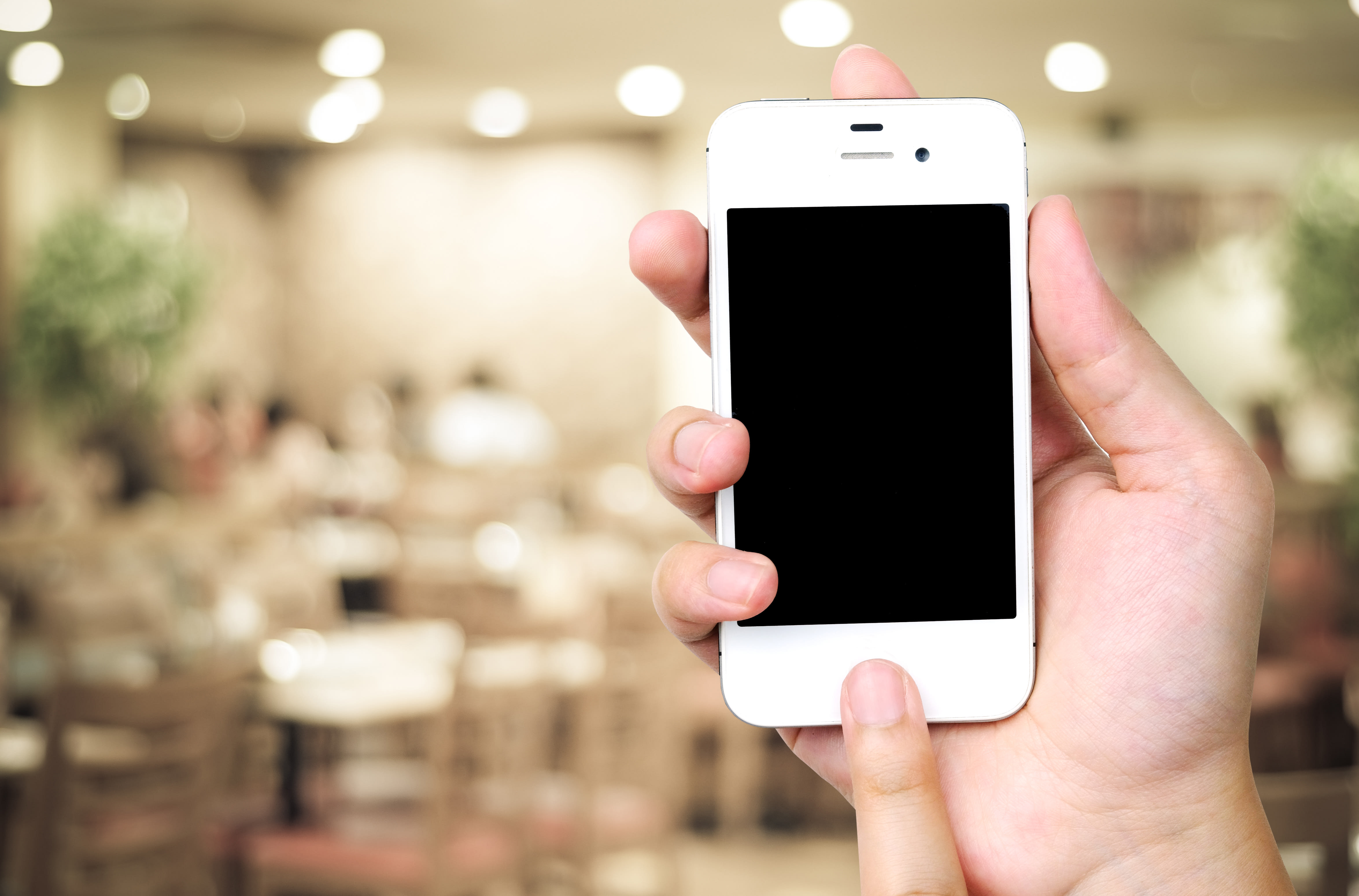 phone, hand, restaurant, alcohol inventory software