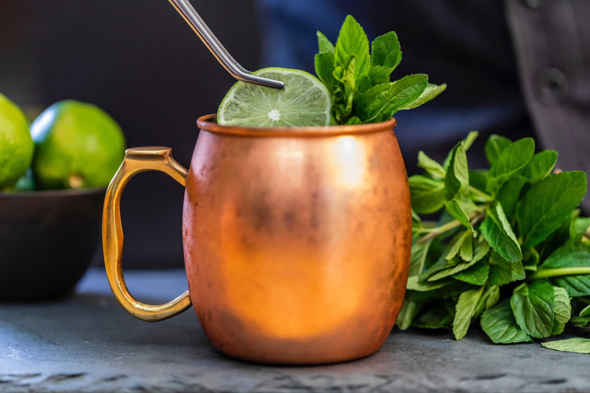 mug, drink, table, lime, top selling vodka, wisk