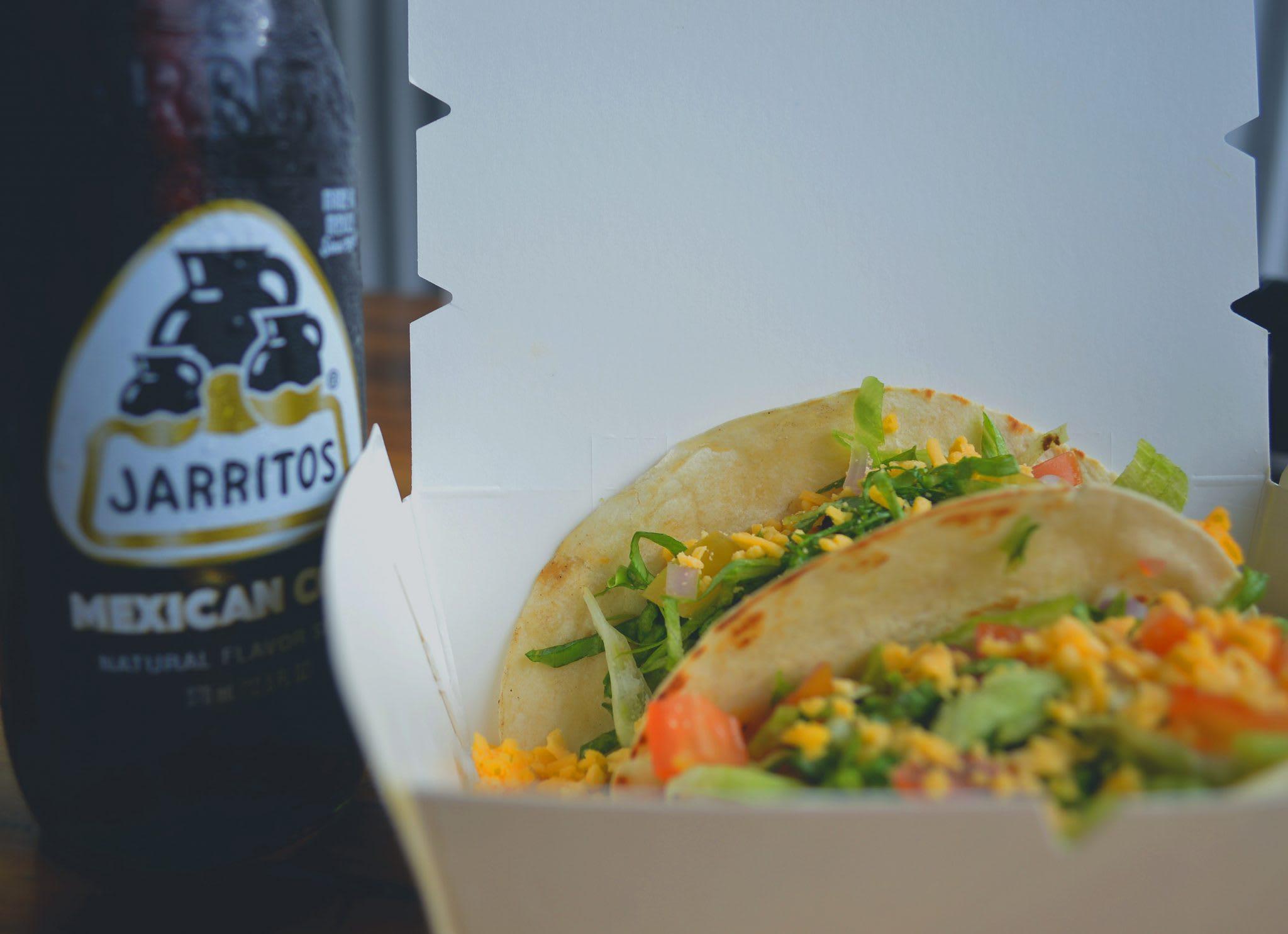 tacos, beer, bar stock control