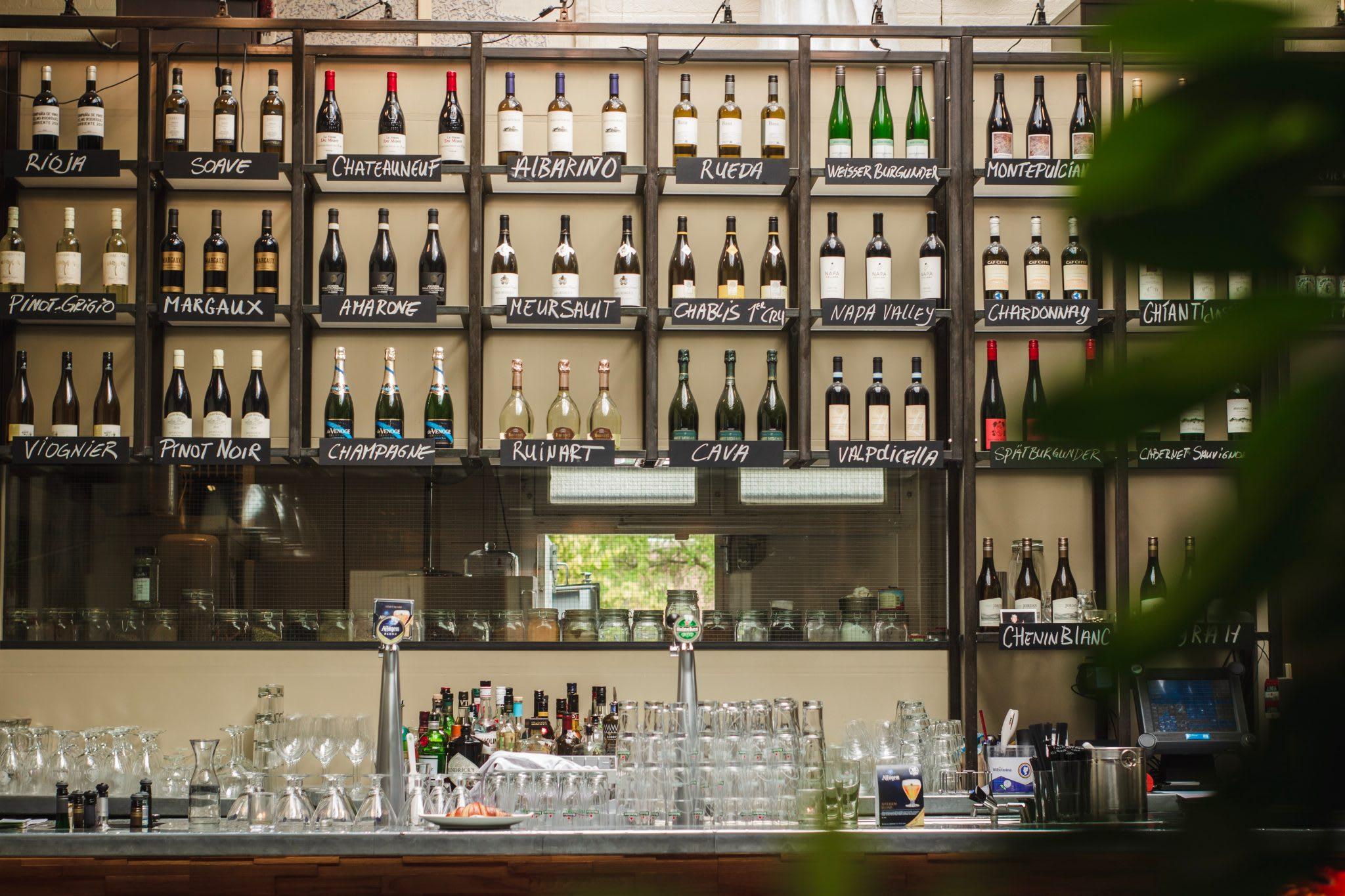 liquor, bar, liquor bottles, seasonal restaurants, sales