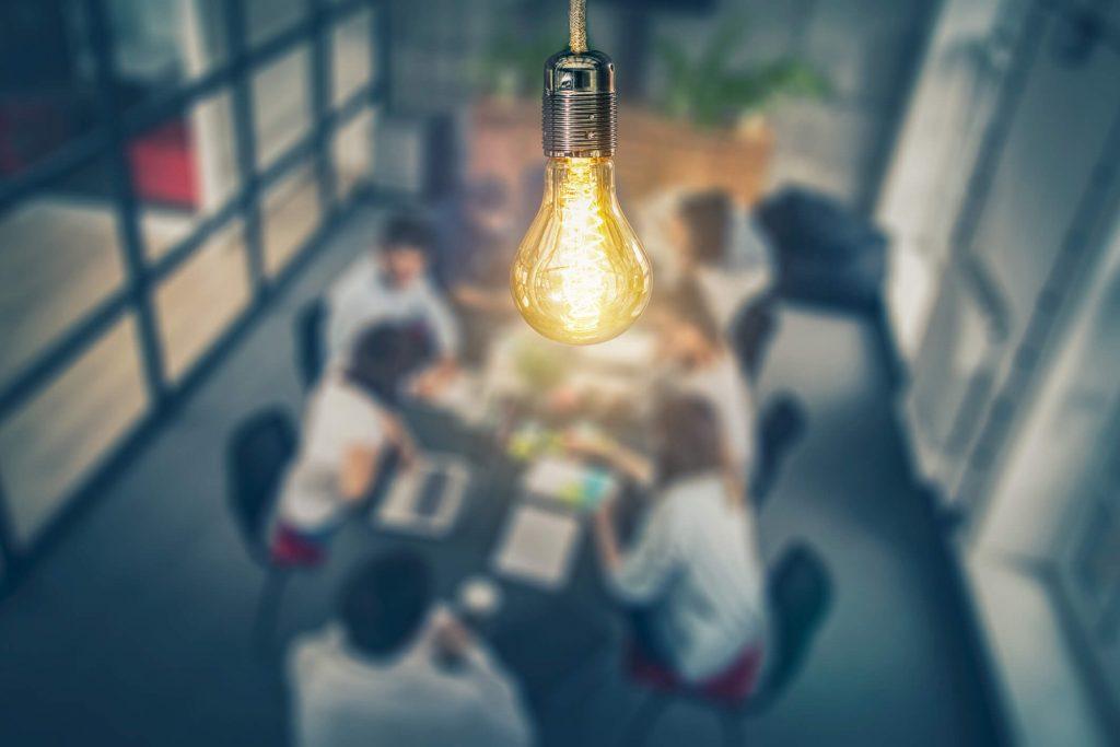 Inspire-se em 7 ideias de como criar uma empresa inovadora