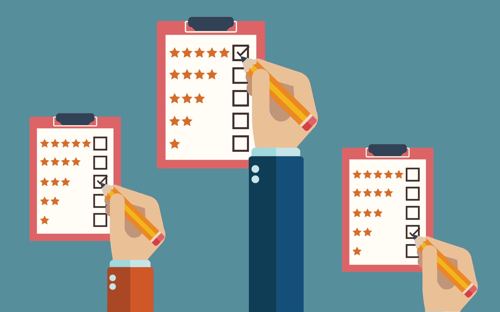 Como realizar melhor uma avaliação de desempenho dos colaboradores