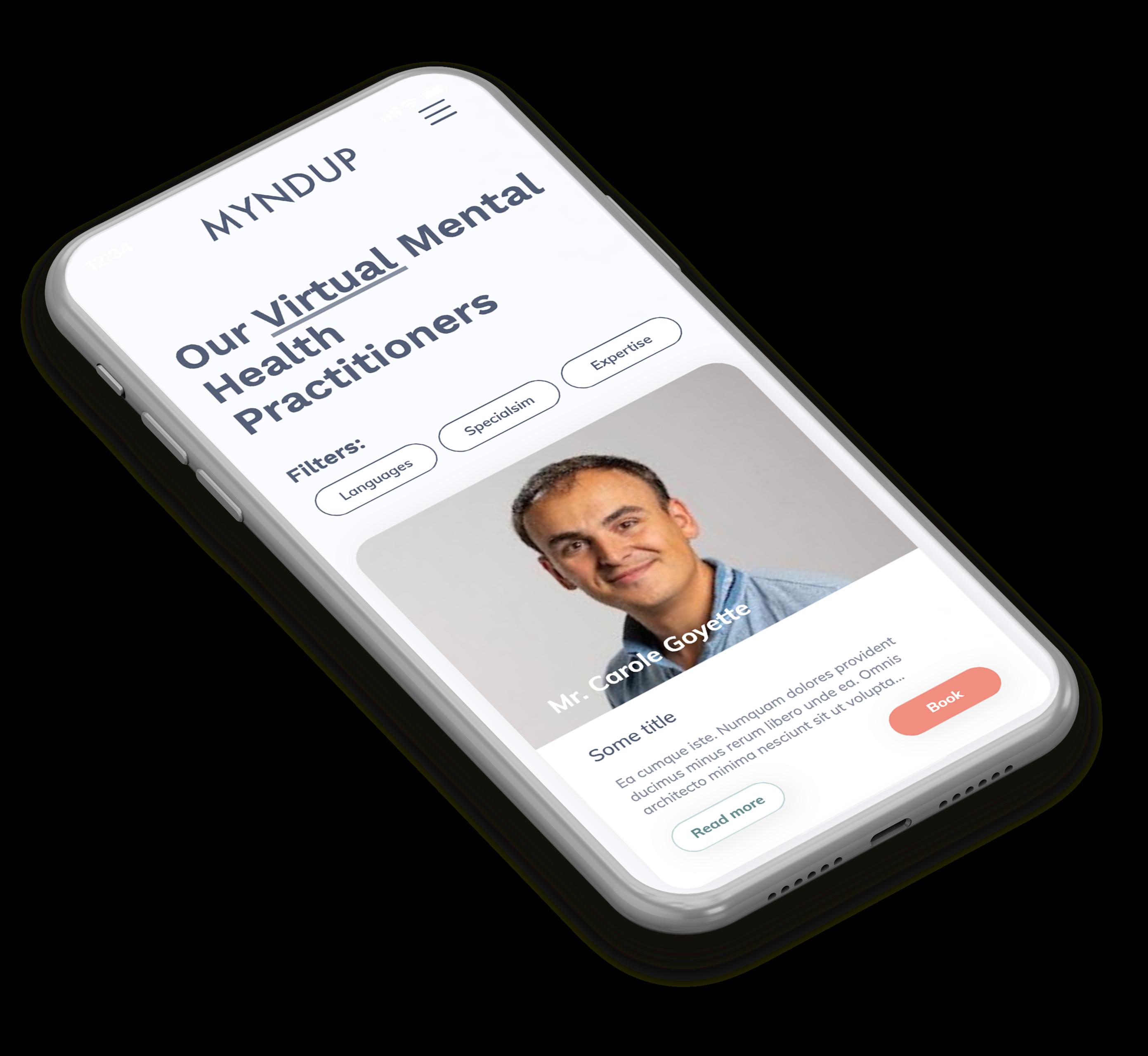 Myndup Mobile Image 1