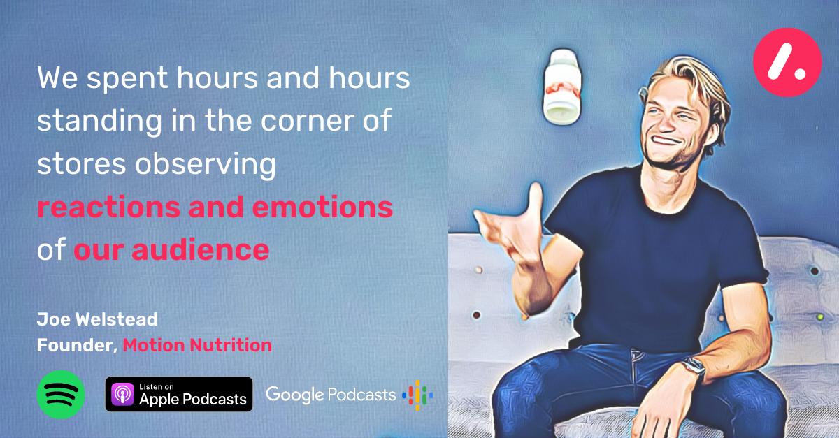 Motion Nutrition header