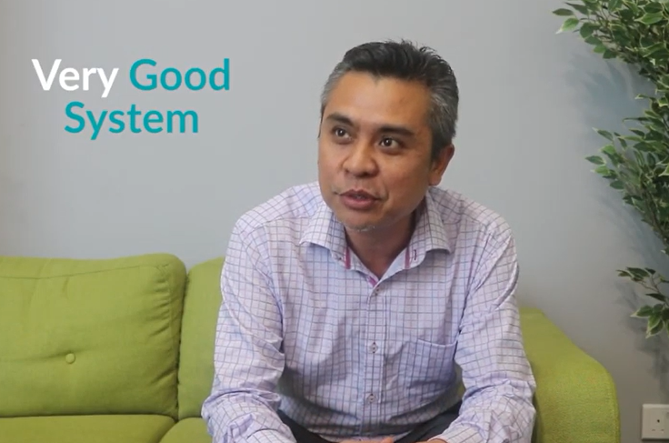 "Klenco Singapore gave positive comments about FleetManager that it is a ""Good System""."