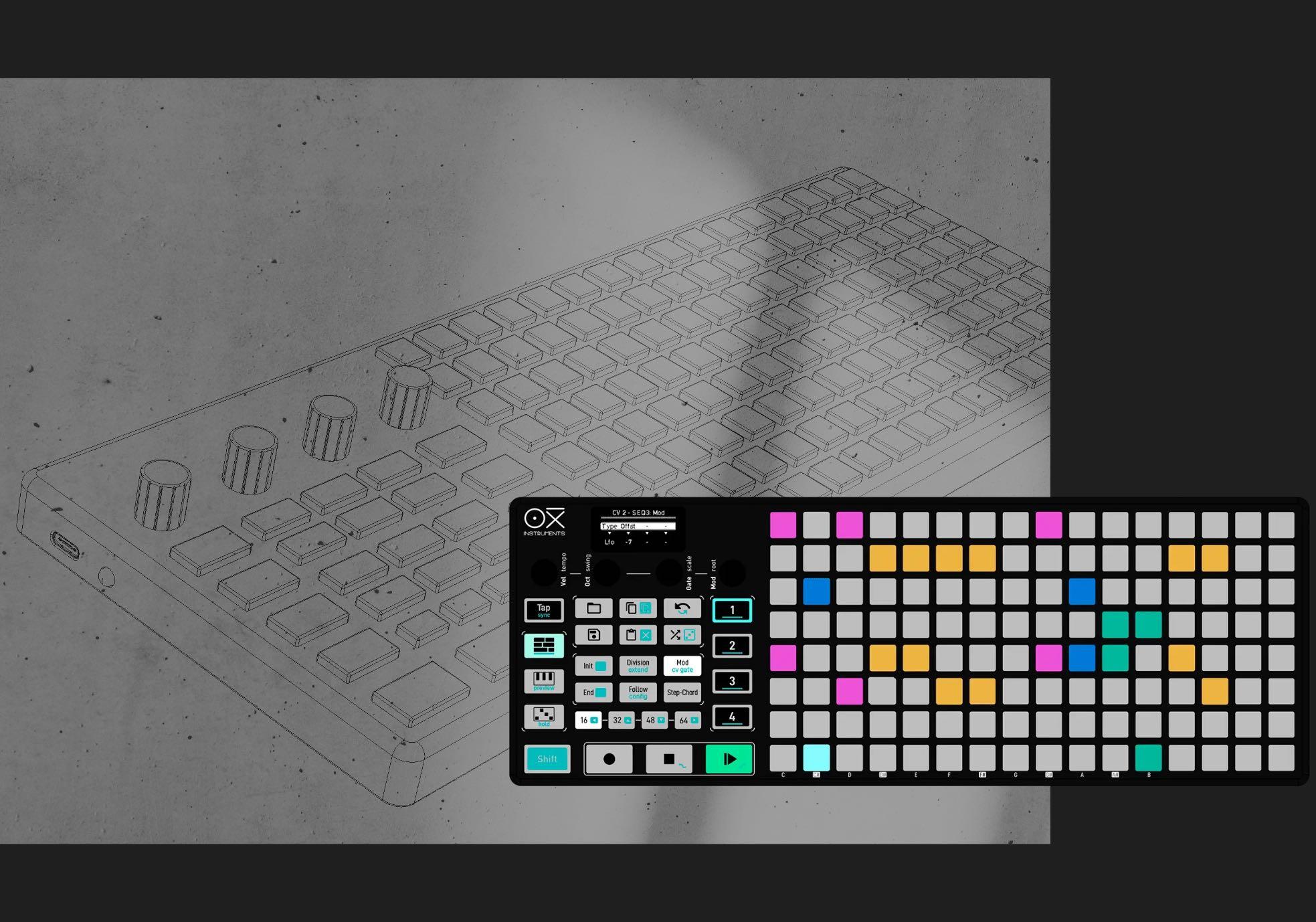 Design a world class sequencer, from home?