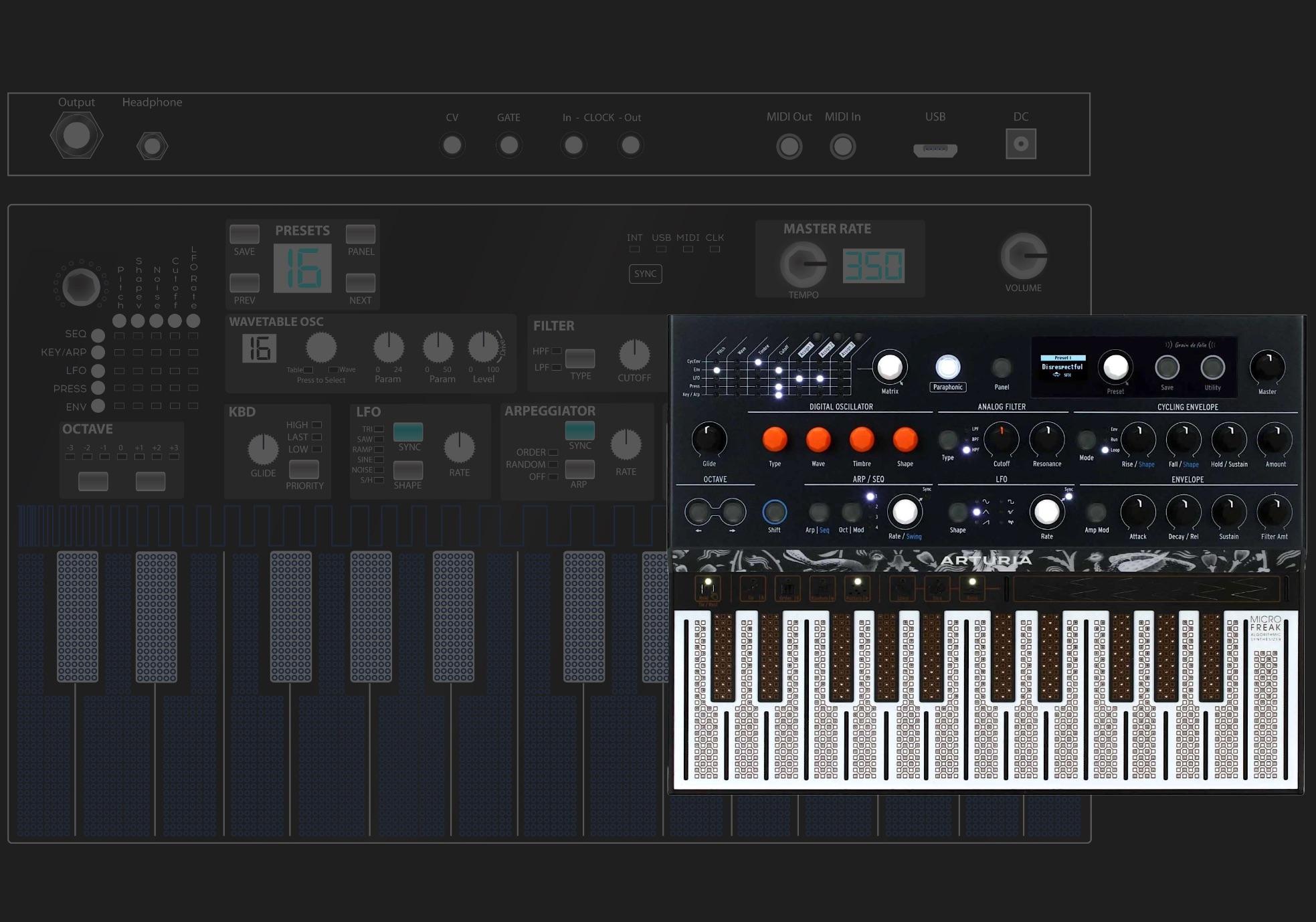 the creative process behind a world-class instrument