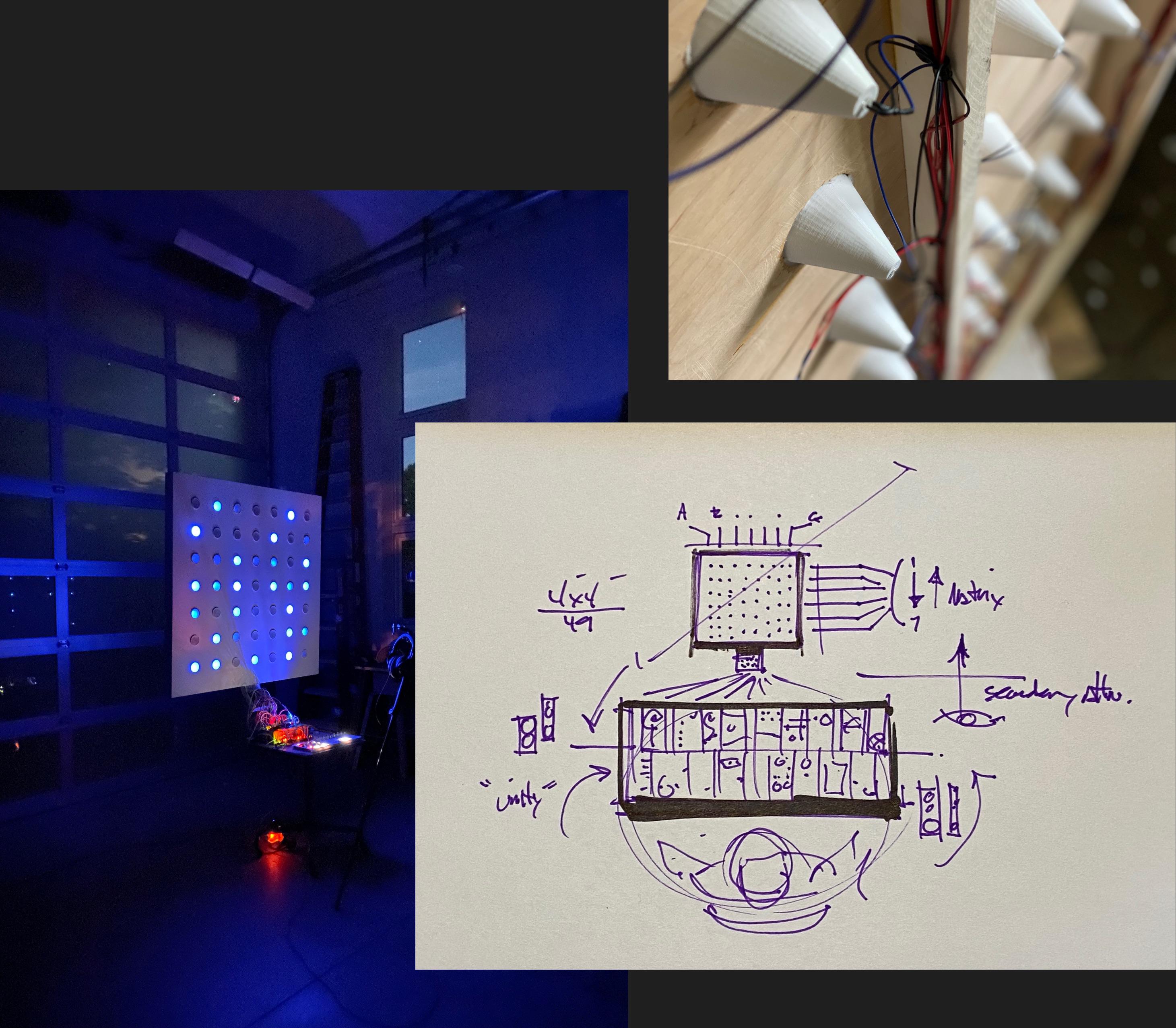 Trace Bloom // Brian Alexander // Matrix View