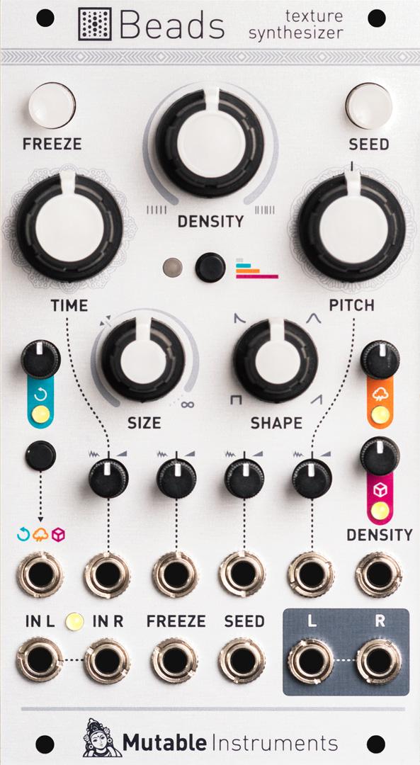 Papernoise // Hannes Pasqualini // Mutable Instruments final design