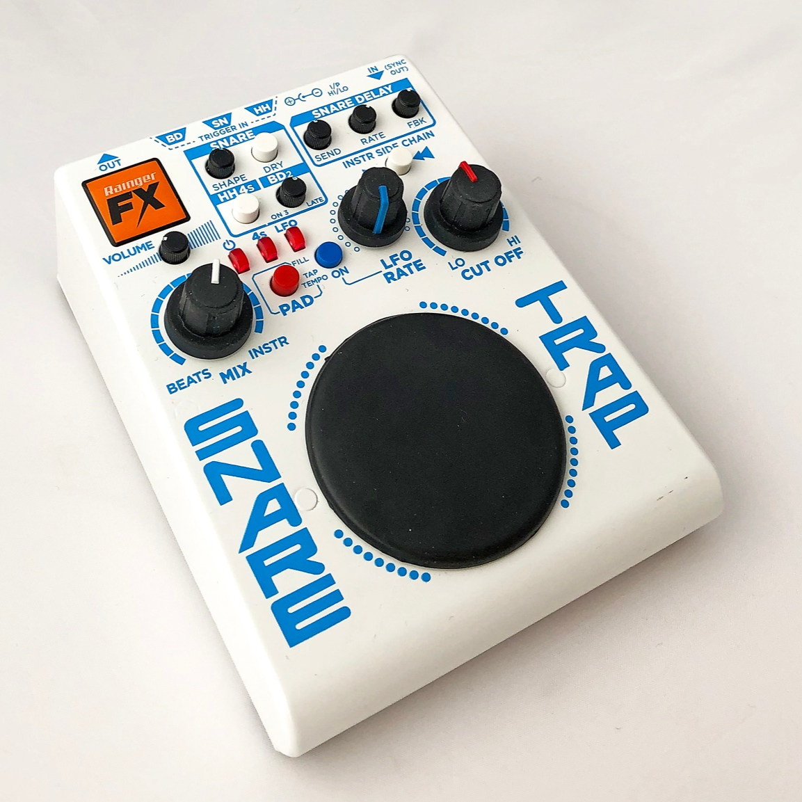 RaingerFX // David Rainger // Snare Trap