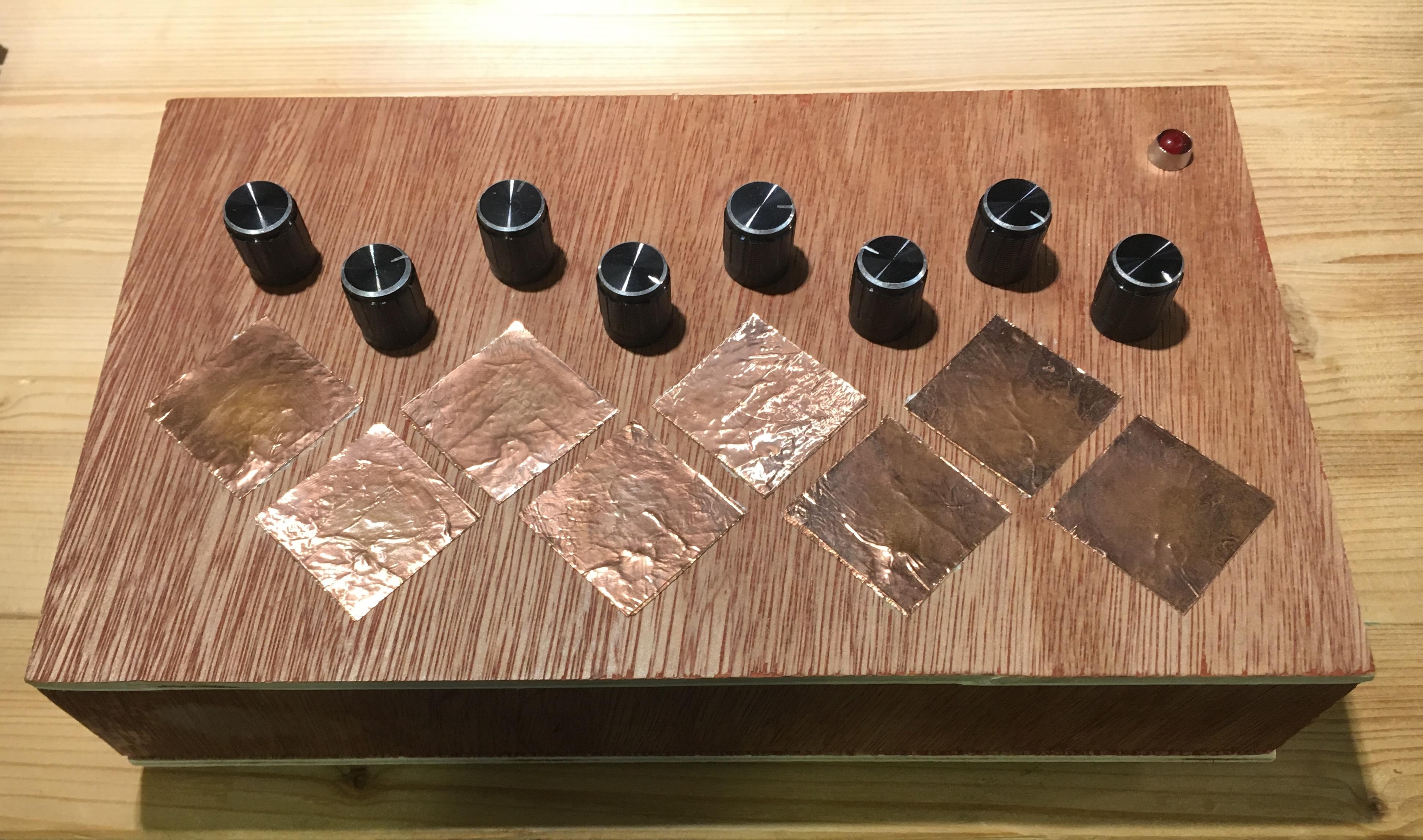 Archil Lab // Poet Pilot // Wood prototype
